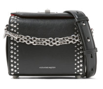 Box Bag 19 Schultertasche aus Leder