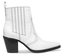 Callie Ankle Boots aus Leder