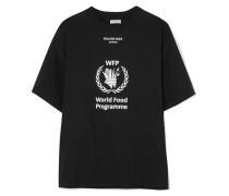 + World Food Programme T-shirt aus Baumwoll-jersey