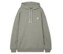 Farrin Face Oversized-hoodie aus Baumwoll-jersey