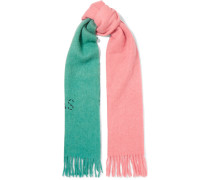 Kelowna Zweifarbiger Schal aus Filz