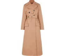 Overload Wattierter Mantel aus Baumwoll-twill