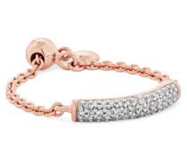 Fiji Ring aus -vermeil mit Diamanten