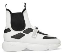 Cloudbust High-top-sneakers aus Mesh, Gummi und Neopren