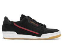 + Tfl Continental 80 Sneakers aus Veloursleder und Leder