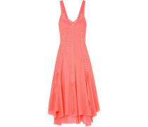 Heart Kleid aus Voile aus einer Baumwollmischung