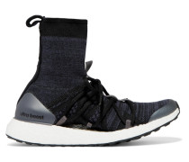 Ultraboost X Mid High-top-sneakers aus Primeknit-material