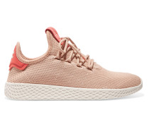 + Pharrelll Williams Tennis Hu Sneakers aus Stretch-strick
