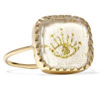 Blossom N°2 Ring aus 9 Karat