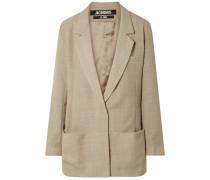 Saafi Oversized-blazer aus Wolle