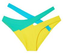 Izaro Bikini-höschen in Colour-block-optik