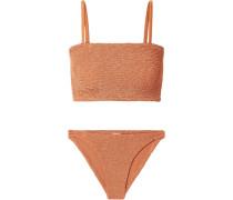 Gigi Bikini aus Seersucker