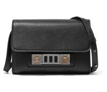 Ps11 Mini Schultertasche aus Leder