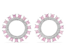Pink Sun Ohrringe aus 18 Karat