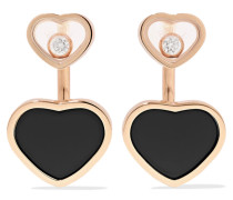 Happy Hearts Ohrringe aus 18 Karat