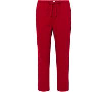 Marina Pyjama-hose aus Baumwollcord