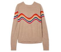 Pullover aus einer Merinowollmischung