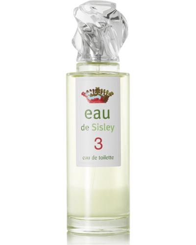 Eau Du Sisley No.3 – Bergamotte, Orange, Grapefruit und Zitrone, 100 Ml – Eau De Toilette