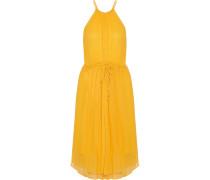Boronia Kleid aus Seidenkrepon