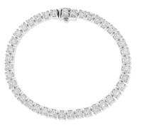 Armband aus  mit Diamanten