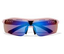 Turbo Wrap Verspiegelte Sonnenbrille