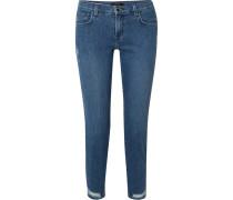 Sadey Verkürzte Halbhohe Jeans