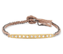 Armband aus 18 Karat  und Sterlingsilber