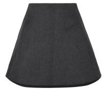 Minirock aus einer Woll-kaschmirmischung