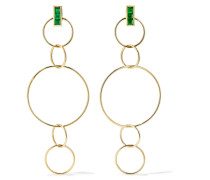 Fancy Hoops Ohrringe aus 18 Karat