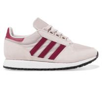 Forest Grove Sneakers aus Veloursleder und Mesh