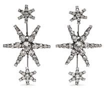 Aries e Ohrringe mit Kristallen