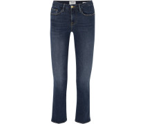 Le Crop Mini Boot Halbhohe Jeans