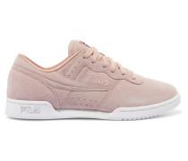 Original Fitness Premium Sneakers aus Veloursleder