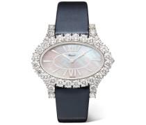 L'heure Du Diamant 27,5 Mm Uhr aus 18 Karat