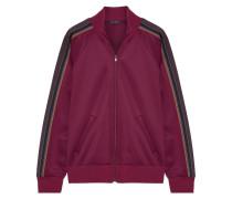 Jacke aus Hightech-jersey mit Streifen