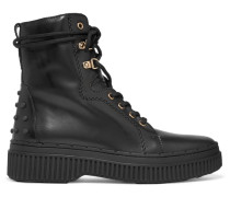 Gomma Ankle Boots mit Schnürung