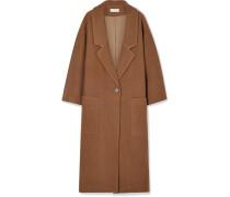 Vita Oversized-mantel aus Wolle