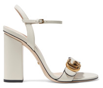 Marmont Sandalen aus Leder