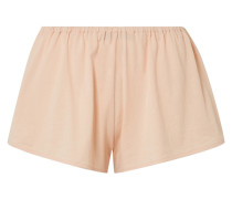 Karlie Pyjama-shorts aus Bio-pima-baumwoll-jersey