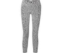 The Stiletto Halbhohe Skinny Jeans