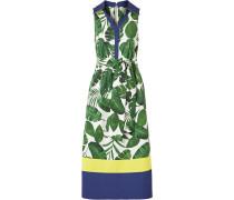 Margot Kleid aus Bedruckter Baumwollpopeline