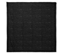 Tuch aus Woll-twill mit Polka-dots