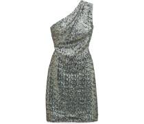 Valentina Minikleid aus Paillettenverziertem Georgette