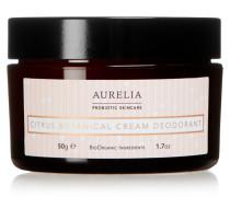 Citrus Botanical Cream Deodorant, 50 G – Deodorant