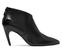 Choc Real V Ankle Boots aus Leder