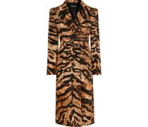 Mantel aus einer Baumwoll-mischung