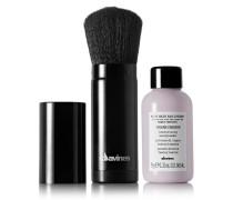 Your Hair Assistant Volume Creator Powder And Brush Duo – Haarpflegeset aus Pulver und Pinsel