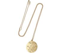 Gemini Kette aus 14 Karat  mit Diamanten