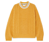 The Cable Strickpullover