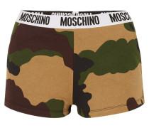 Shorts aus Baumwoll-jersey